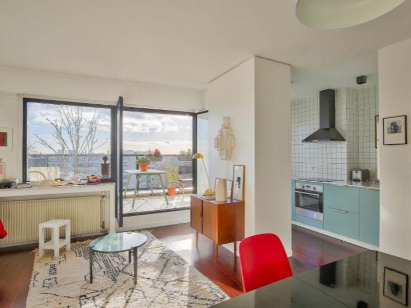 Rental apartment Paris 16 2500€ CC - Picture 9