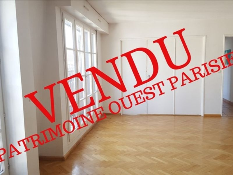 Sale apartment St germain en laye 530000€ - Picture 1
