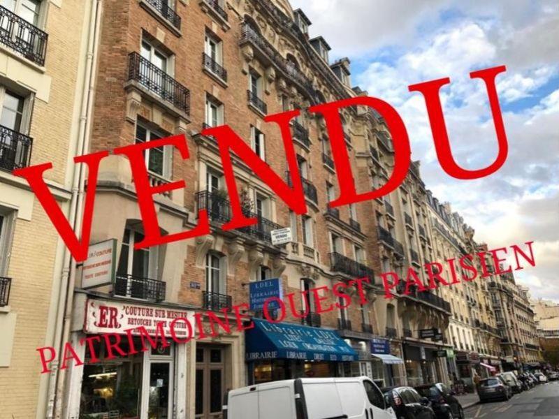 Vente appartement Paris 15 525000€ - Photo 1