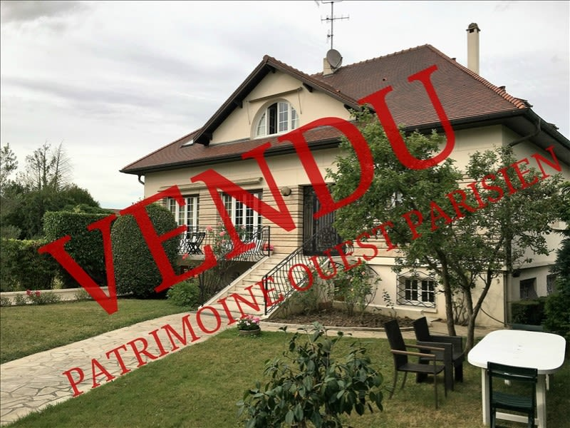 Vente maison / villa Fourqueux 1 080 000€ - Photo 1
