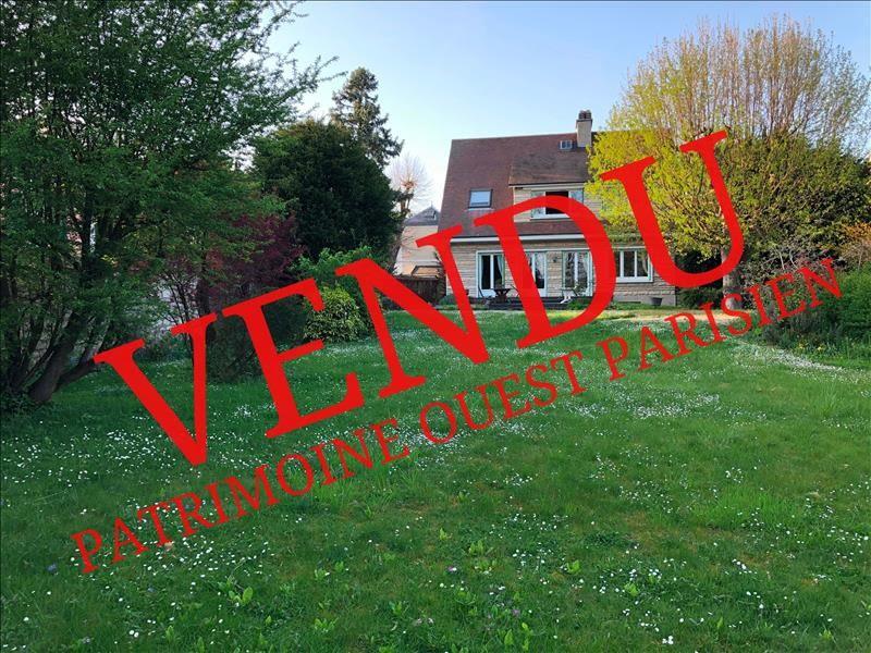 Sale house / villa St germain en laye 1456000€ - Picture 1