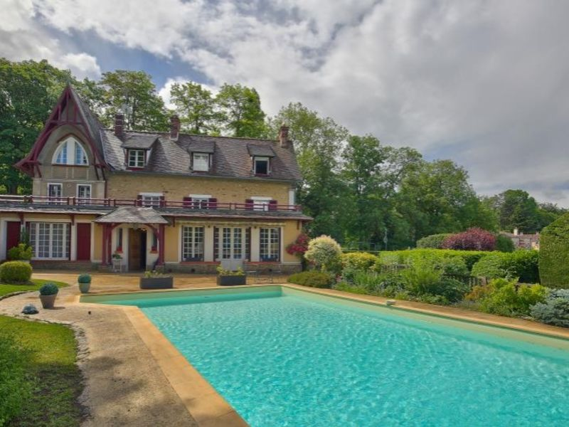 Vente maison / villa Orgeval 1399000€ - Photo 1