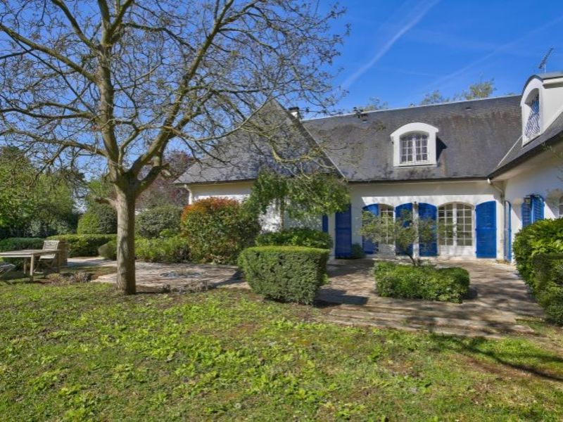 Sale house / villa St nom la breteche 1550000€ - Picture 3
