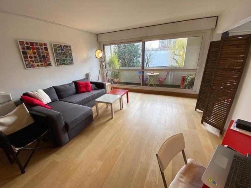 Sale apartment Le pecq 210000€ - Picture 2