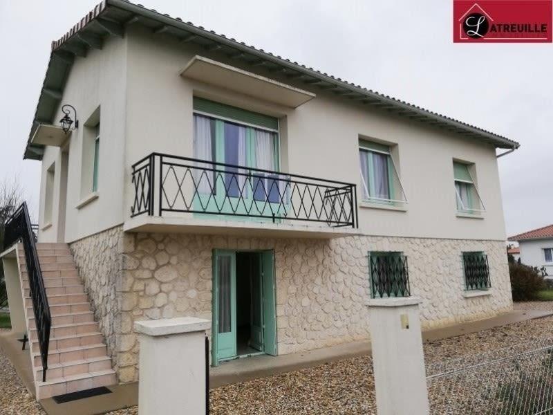 Vente maison / villa Pons 169600€ - Photo 1