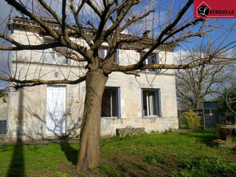 Vente maison / villa Tesson 134620€ - Photo 1