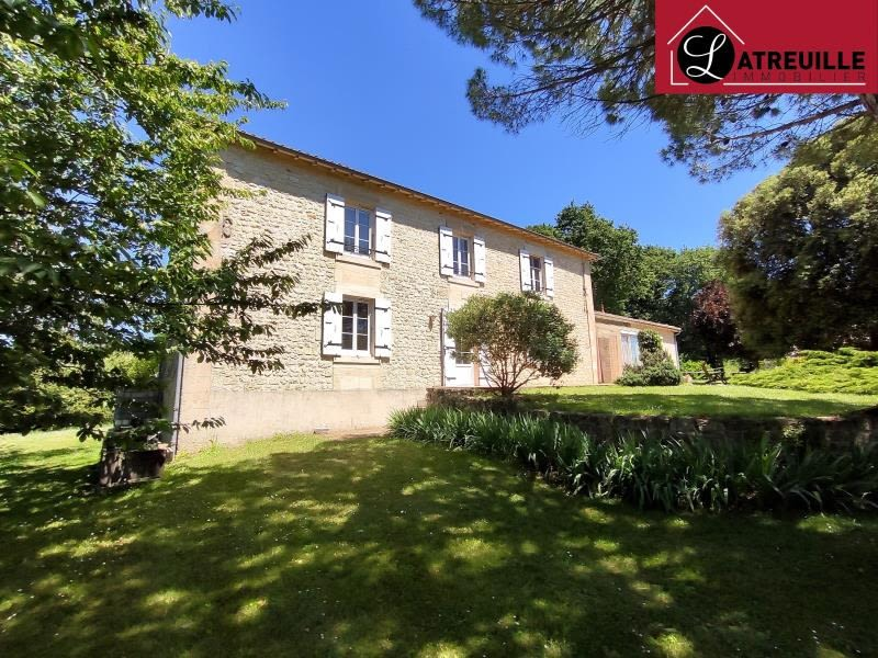 Sale house / villa St germain du seudre 281 610€ - Picture 1