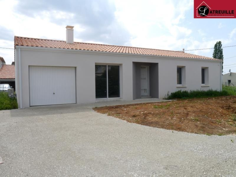 Location maison / villa Gemozac 716€ CC - Photo 1