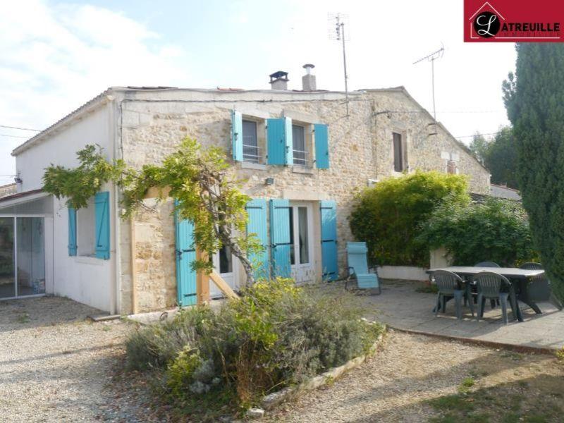 Vente maison / villa Gemozac 189000€ - Photo 1