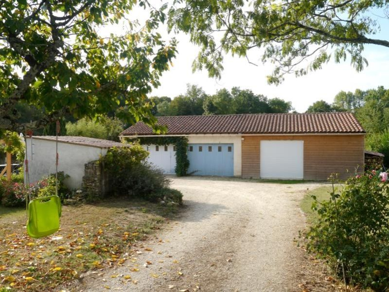 Vente maison / villa Gemozac 189000€ - Photo 7