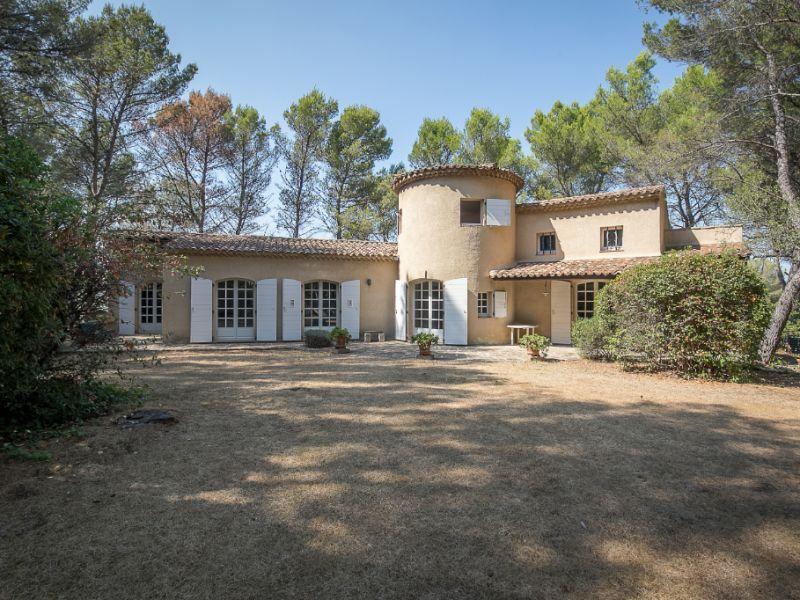 Vente maison / villa Cabries 750000€ - Photo 1