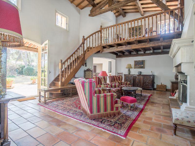 Vente maison / villa Cabries 750000€ - Photo 7