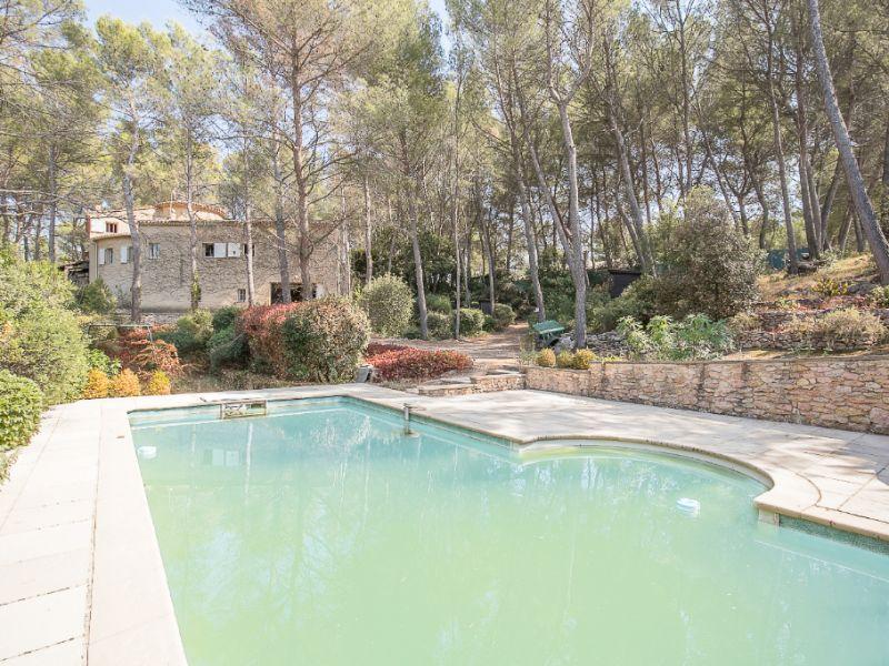 Vente maison / villa Cabries 750000€ - Photo 11