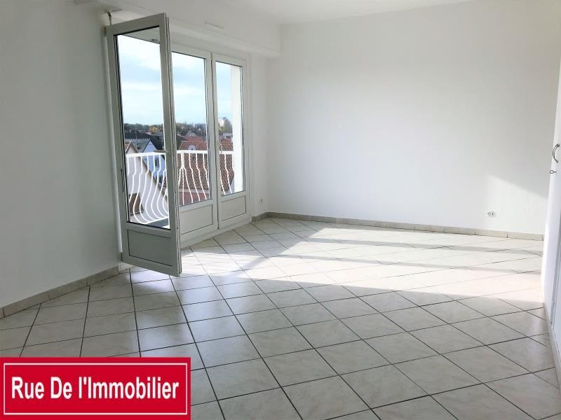 Vente appartement Haguenau 107000€ - Photo 3