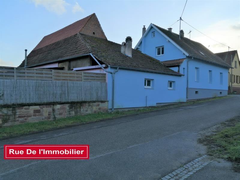 Vente maison / villa Morsbronn les bains 180000€ - Photo 1