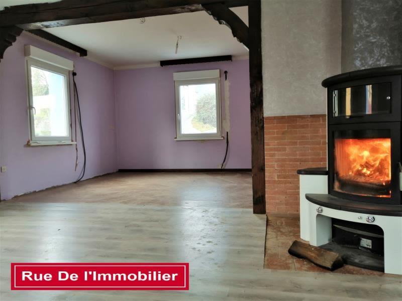 Vente maison / villa Morsbronn les bains 180000€ - Photo 3