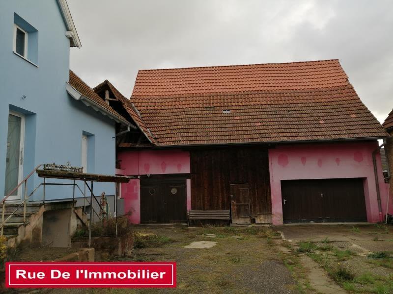 Vente maison / villa Morsbronn les bains 180000€ - Photo 7