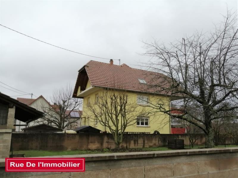 Vente maison / villa Reichshoffen 395000€ - Photo 1