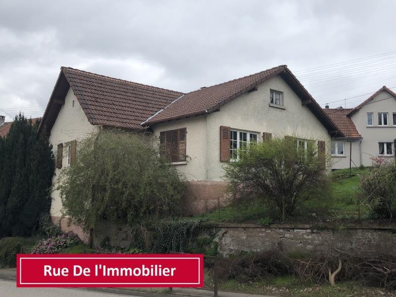 Vente maison / villa Goetzenbruck 80000€ - Photo 1