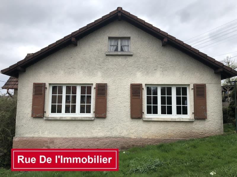 Vente maison / villa Goetzenbruck 80000€ - Photo 2