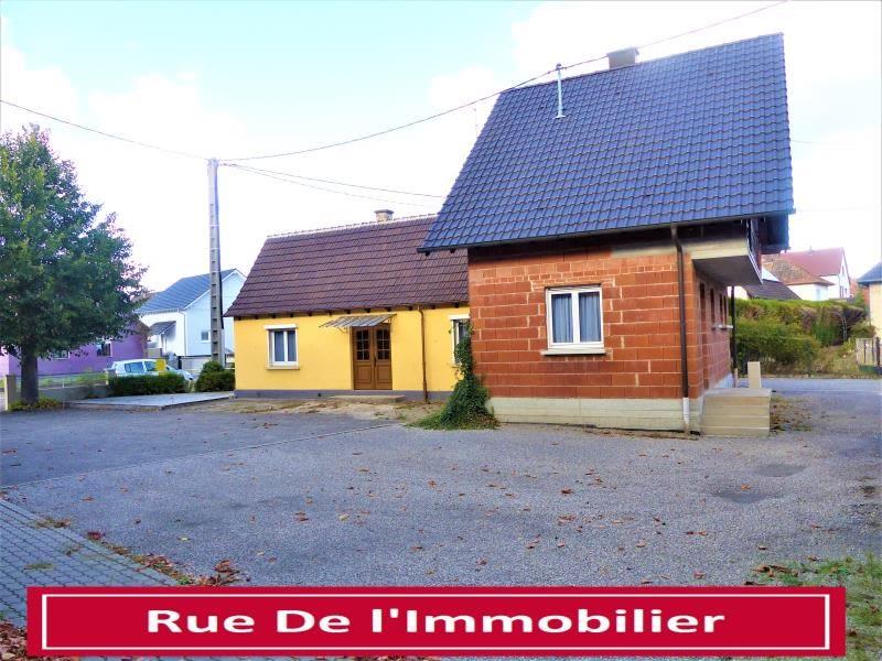 Vente immeuble Schirrhein 434900€ - Photo 5