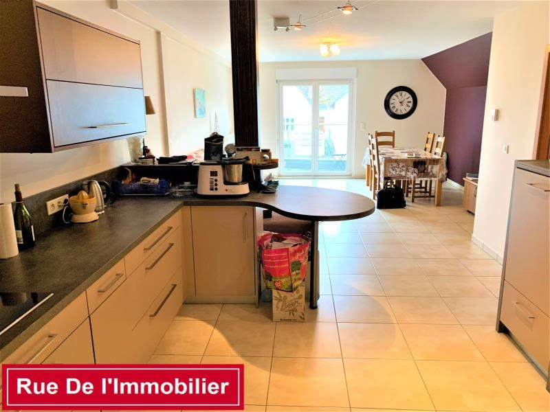 Vente appartement Kutzenhausen 147 899€ - Photo 3