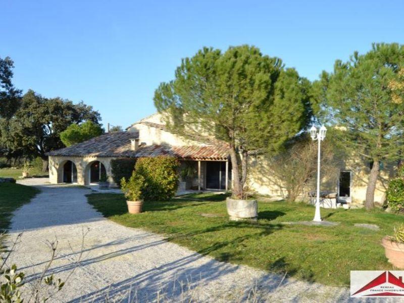 Deluxe sale house / villa St mathieu de treviers 3150000€ - Picture 2