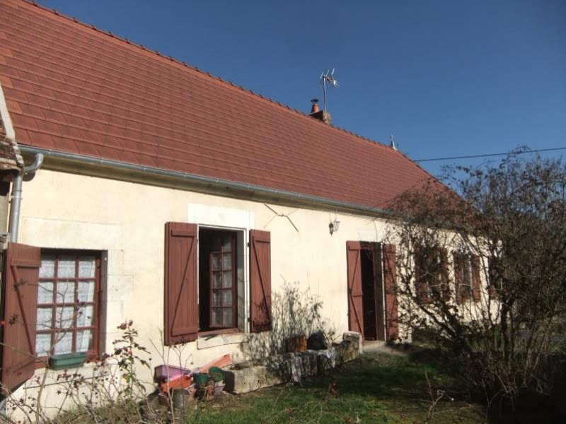 Vente maison / villa Treigny 61 000€ - Photo 1