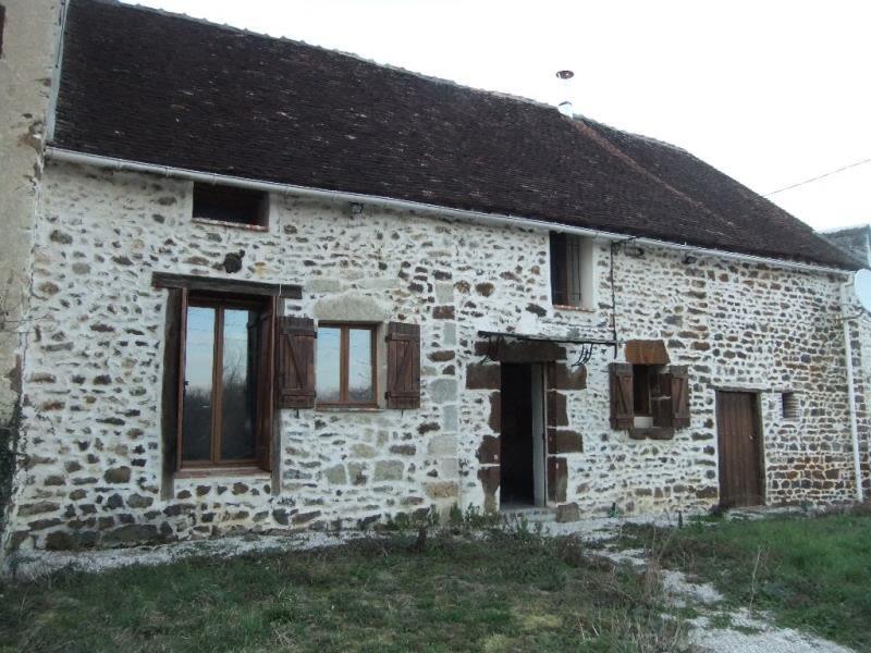 Vente maison / villa Treigny 86000€ - Photo 1