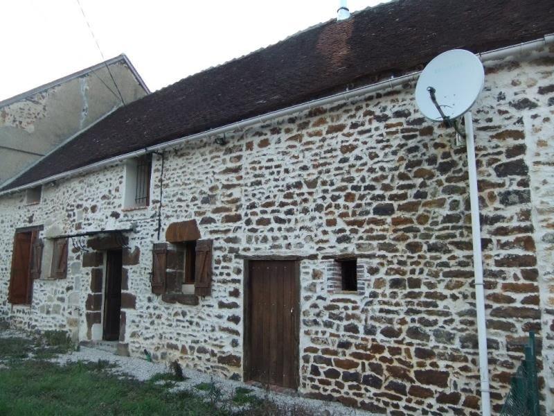 Vente maison / villa Treigny 86000€ - Photo 2
