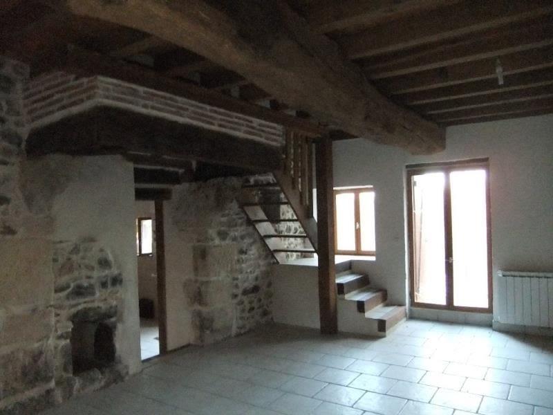 Vente maison / villa Treigny 86000€ - Photo 4