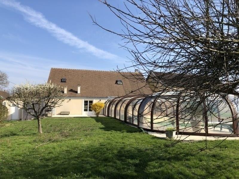 Sale house / villa Parly 339000€ - Picture 2