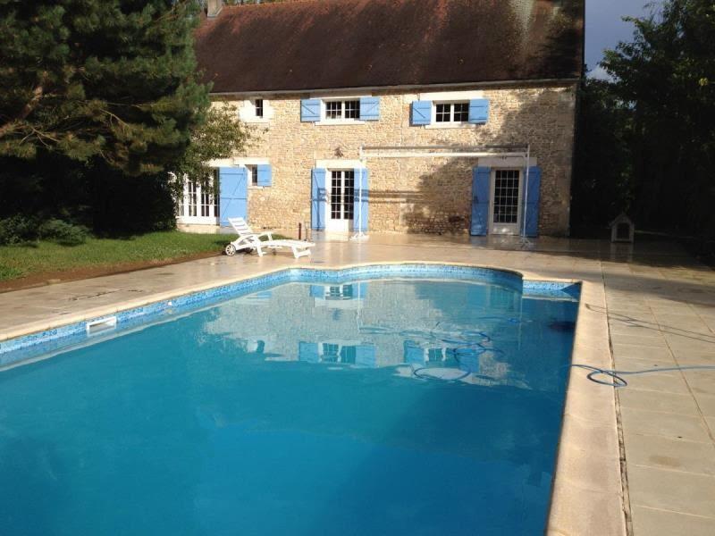 Sale house / villa Entrains sur nohain 392000€ - Picture 1