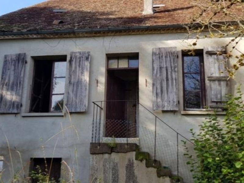 Sale house / villa Moutiers en puisaye 34000€ - Picture 2