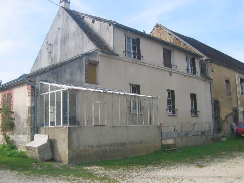 Vente maison / villa Fontaines 128500€ - Photo 2