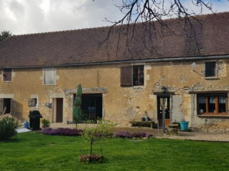 Sale house / villa Sainpuits 160500€ - Picture 1