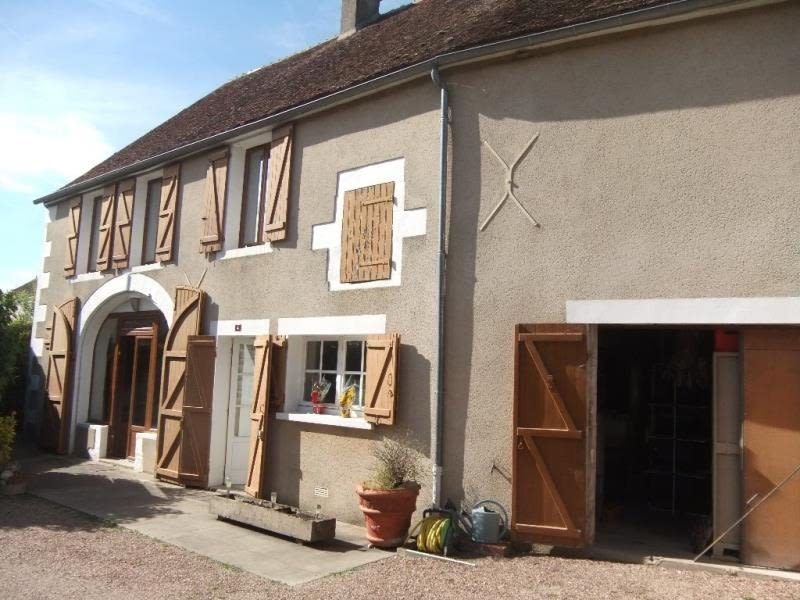 Vente maison / villa Thury 138 000€ - Photo 1