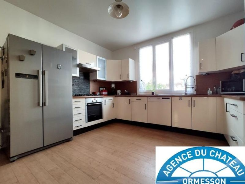 Vente maison / villa Ormesson sur marne 450000€ - Photo 2