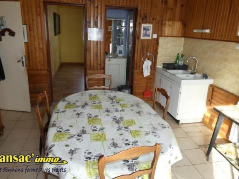 Sale house / villa Courpiere 117700€ - Picture 2