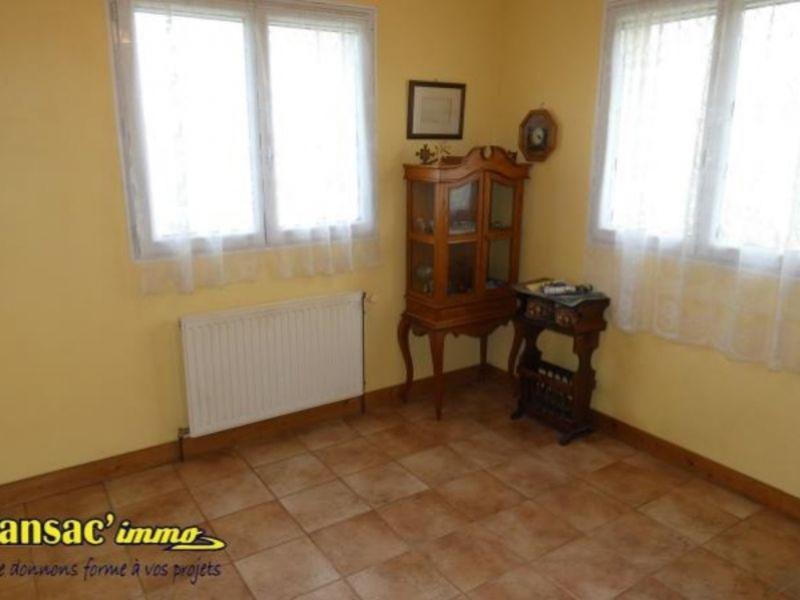 Sale house / villa Courpiere 117700€ - Picture 5