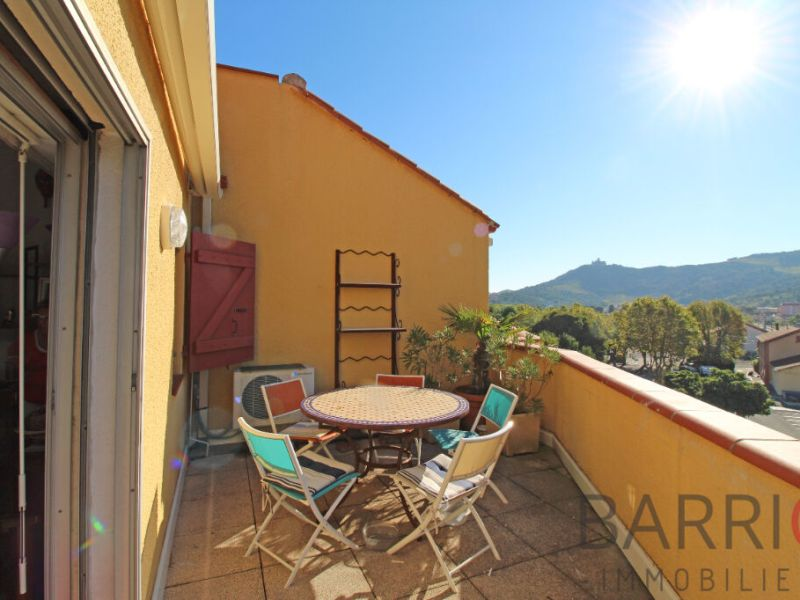 Sale apartment Collioure 370 000€ - Picture 1