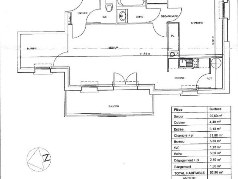 Venta  apartamento Pecquencourt 75000€ - Fotografía 11