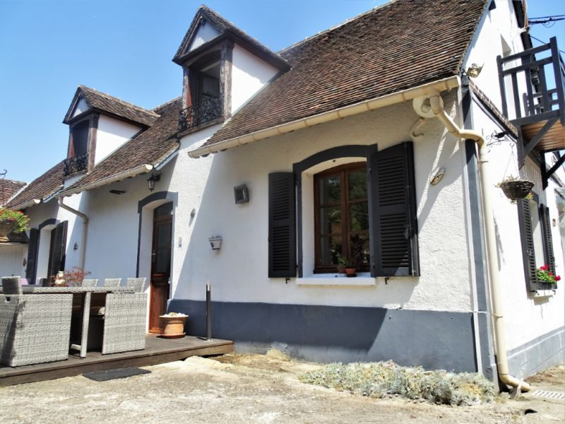 Vente maison / villa Chateauneuf en thymerais 176000€ - Photo 1