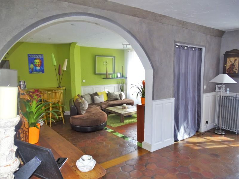 Vente maison / villa Chateauneuf en thymerais 176000€ - Photo 2