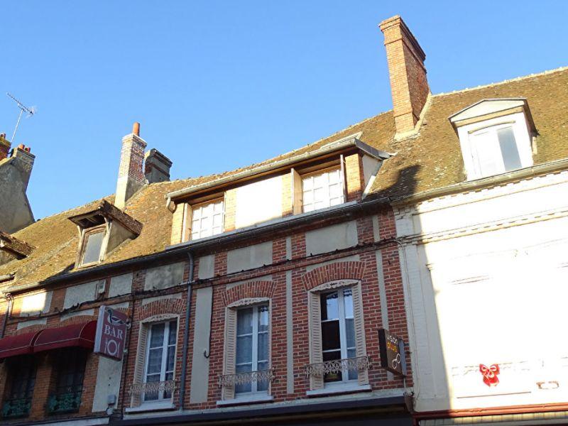 Vente maison / villa Chateauneuf en thymerais 129000€ - Photo 1