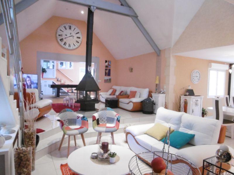 Sale house / villa Yvre l eveque 587600€ - Picture 3