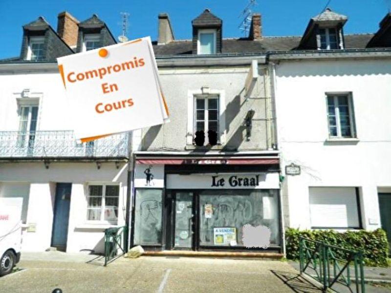 Sale house / villa Martigne ferchaud 99988€ - Picture 1