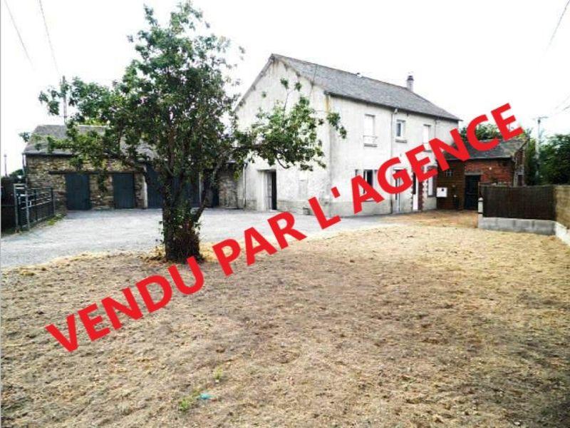 Vente maison / villa Martigne ferchaud 79313€ - Photo 1