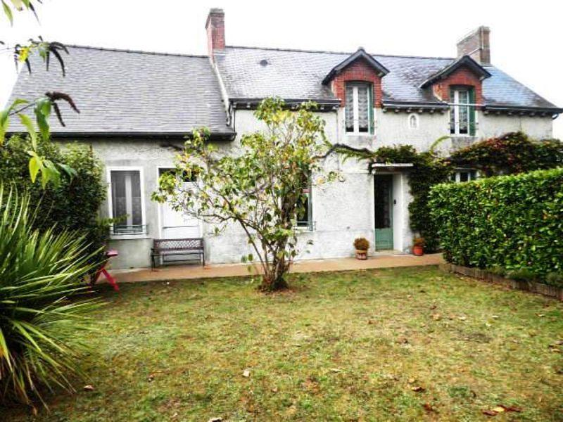 Vente maison / villa Martigne ferchaud 135850€ - Photo 1