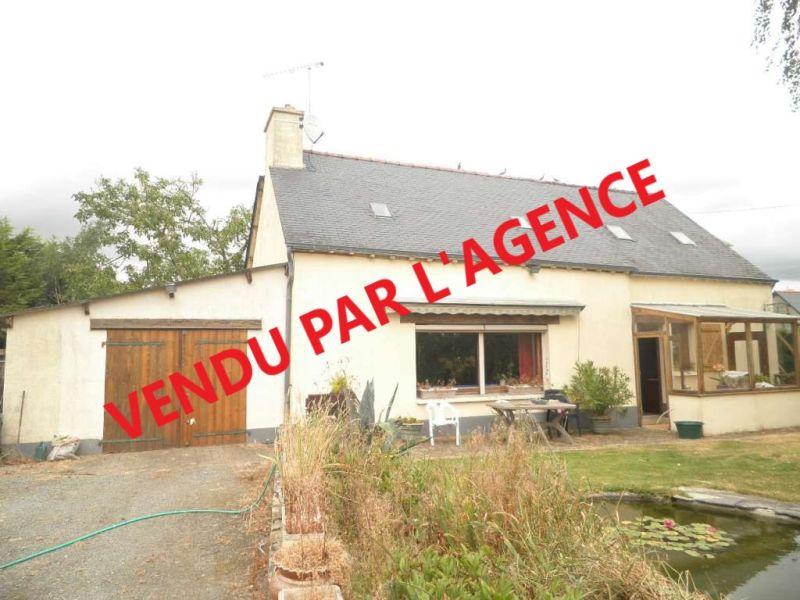 Vente maison / villa Martigne ferchaud 89888€ - Photo 1